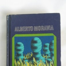 Libros de segunda mano: LOS INDIFERENTES ALBERTO MORAVIA. Lote 170654245