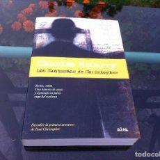 Libros de segunda mano: CHARLES MCCARRY. LOS FANTASMAS DE CHRISTOPHER. ED. PAIDÓS, 2007. Lote 171087222