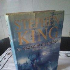 Libros de segunda mano: 101-EL CAZADOR DE SUEÑOS, STEPHEN KING, 2001. Lote 171173987