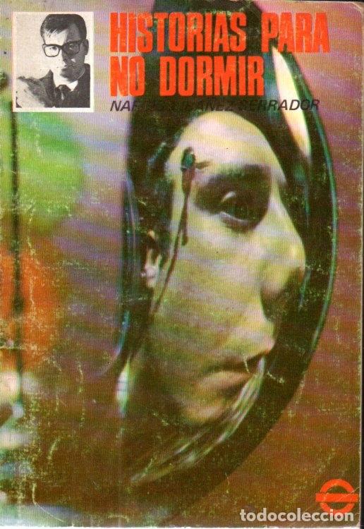 Libros de segunda mano: NARCISO IBÁÑEZ SERRADOR : 10 NÚMEROS HISTORIAS PARA NO DORMIR (1968) - Foto 2 - 171198850
