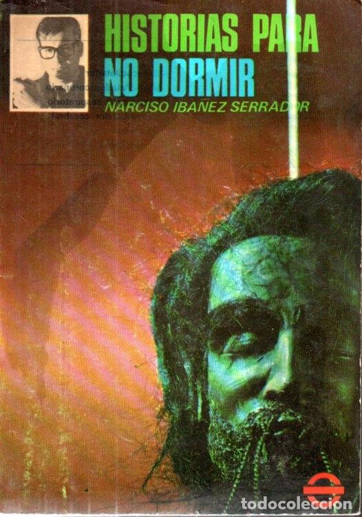 Libros de segunda mano: NARCISO IBÁÑEZ SERRADOR : 10 NÚMEROS HISTORIAS PARA NO DORMIR (1968) - Foto 3 - 171198850
