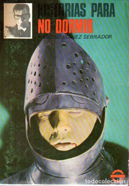Libros de segunda mano: NARCISO IBÁÑEZ SERRADOR : 10 NÚMEROS HISTORIAS PARA NO DORMIR (1968) - Foto 5 - 171198850
