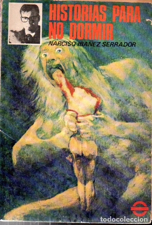 Libros de segunda mano: NARCISO IBÁÑEZ SERRADOR : 10 NÚMEROS HISTORIAS PARA NO DORMIR (1968) - Foto 6 - 171198850
