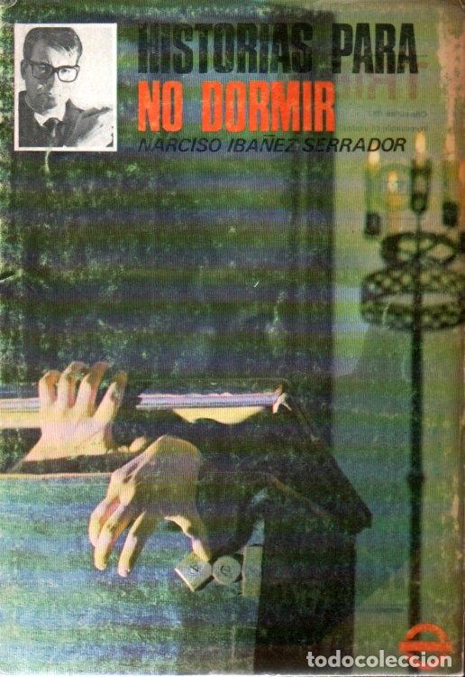 Libros de segunda mano: NARCISO IBÁÑEZ SERRADOR : 10 NÚMEROS HISTORIAS PARA NO DORMIR (1968) - Foto 9 - 171198850