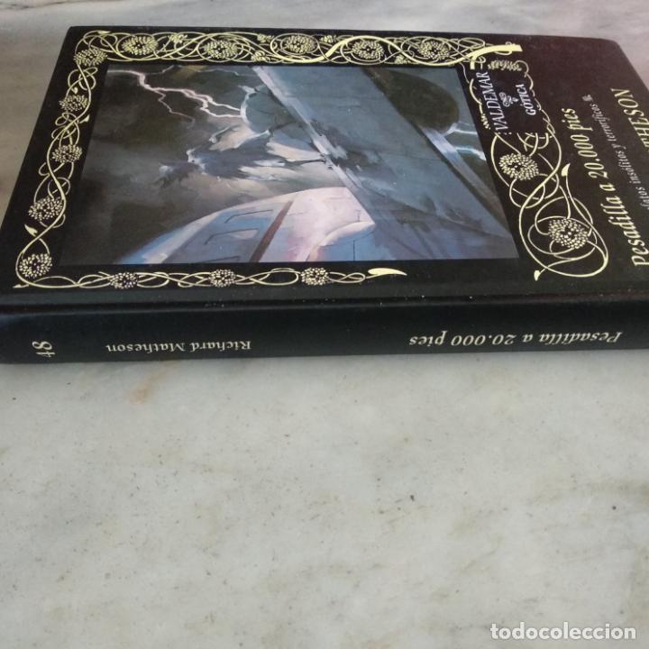 Libros de segunda mano: Pesadilla a 20.000 pies Richard matheson Valdemar 48 gótica - Foto 2 - 171242574