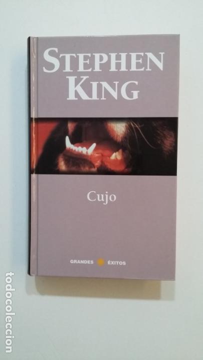 CUJO. STEPHEN KING. TDK394 (Libros de segunda mano (posteriores a 1936) - Literatura - Narrativa - Terror, Misterio y Policíaco)