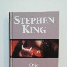 Libros de segunda mano: CUJO. STEPHEN KING. TDK394. Lote 171431248