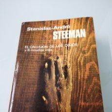 Libros de segunda mano: STEEMAN. NOVELAS ESCOGIDAS. AGUILAR, 1962. PRIMERA EDICIÓN. VOL I.. Lote 171507407