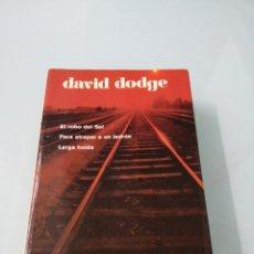 Libros de segunda mano: DAVID DODGE. NOVELAS ESCOGIDAS AGUILAR,. MÉXICO 1980.. Lote 171513577