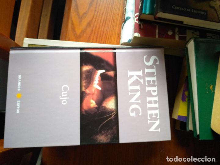 STEPHEN KING: CUJO (Libros de segunda mano (posteriores a 1936) - Literatura - Narrativa - Terror, Misterio y Policíaco)