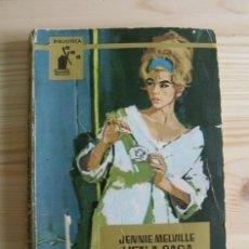 Libros de segunda mano: LIBRO VEN A CASA Y MORIRÁS - JENNIE MELVILLE - EDITORIAL MOLINO 1963. Lote 171777787