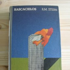 Libros de segunda mano: LIBRO RASCACIELOS - RICHARD MARTIN STERN - EDITORIAL CÍRCULO DE LECTORES 1975. Lote 171777885