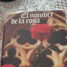 Libros de segunda mano: EL NOMBRE DE LA ROSA DE UMBERTO ECO. Lote 172005795