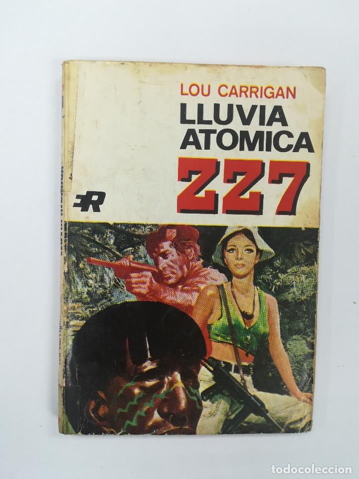 LLUVIA ATOMICA (LOU CARRIGAN) (ZZ7 #168) (Libros de segunda mano (posteriores a 1936) - Literatura - Narrativa - Terror, Misterio y Policíaco)