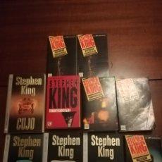 Libros de segunda mano: LOTE DE STEPHEN KING. Lote 173163189