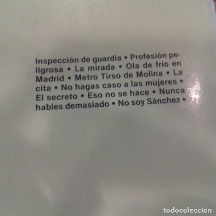 Libros de segunda mano: Cuentos del asfalto Juan Madrid - Foto 2 - 173813384