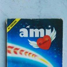 Libros de segunda mano: AMI REGRESA ENRIQUE BARRIOS. Lote 173846177