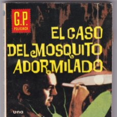 Libros de segunda mano: EL CASO DEL MOSQUITO ADORMILADO DE ERLE STANLEY GARDNER. Lote 173922993