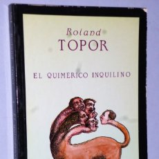 Libros de segunda mano: EL QUIMÉRICO INQUILINO. Lote 174410390
