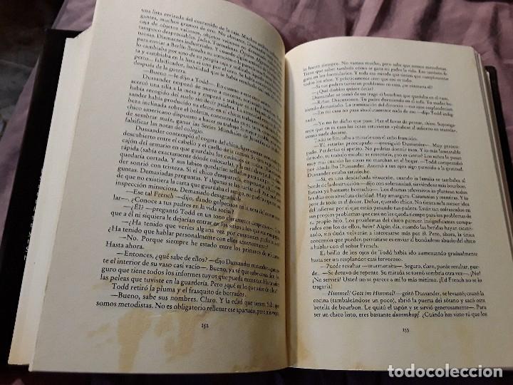 Libros de segunda mano: Las cuatro estaciones, de Stephen King. Tapa dura. 1.ª ed (1993). Con defecto. - Foto 2 - 174519458