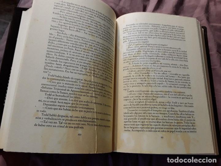Libros de segunda mano: Las cuatro estaciones, de Stephen King. Tapa dura. 1.ª ed (1993). Con defecto. - Foto 3 - 174519458