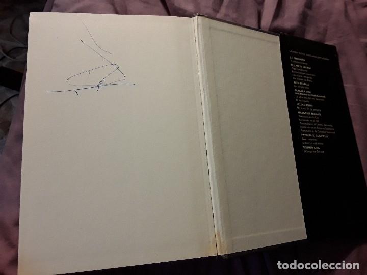 Libros de segunda mano: Las cuatro estaciones, de Stephen King. Tapa dura. 1.ª ed (1993). Con defecto. - Foto 7 - 174519458