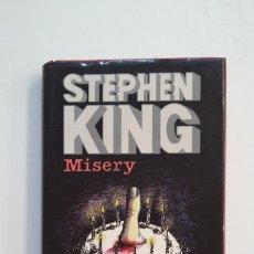 Libros de segunda mano: MISERY.- STEPHEN KING. CIRCULO DE LECTORES. TDK414 . Lote 174926898