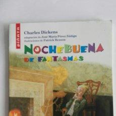 Libros de segunda mano: NOCHEBUENA DE FANTASMAS. Lote 175305852