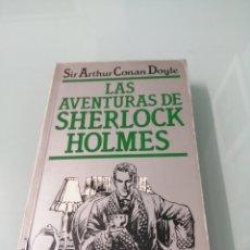 Libros de segunda mano: LAS AVENTURAS DE SHERLOCK HOLMES. CONAN DOYLE. E. M. P.. Lote 201803078
