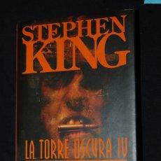 Libros de segunda mano: LA TORRE OSCURA IV - LA BOLA DE CRISTAL - STEPHEN KING. Lote 175748840