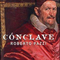 Libros de segunda mano: CÓNCLAVE. ROBERTO PAZZI.. Lote 175874349