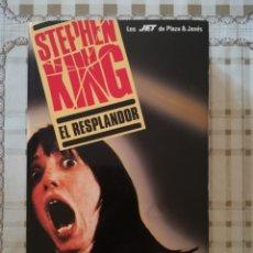 Libros de segunda mano: EL RESPLANDOR - STEPHEN KING. Lote 176074508