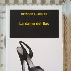 Libros de segunda mano: LA DAMA DEL LLAC - RAYMOND CHANDLER - EN CATALÀ. Lote 176111788