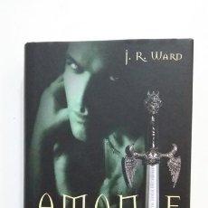 Libros de segunda mano: AMANTE DESPIERTO. LA HERMANDAD DE LA DAGA NEGRA III 3. J. R. WARD. TDK397. Lote 176475034