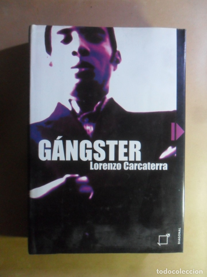 Gangster Lorenzo Carcaterra Ed Diagonal Buy Books Of Terror Mystery And Police At Todocoleccion 176531962