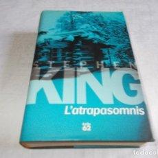 Libros de segunda mano: STEPHEN KING L'ATRAPASOMNIS. Lote 176735404