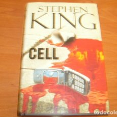Libros de segunda mano: CELL , STEPHEN KING. Lote 176925850