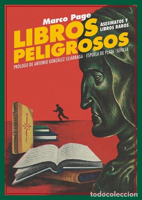 LIBROS PELIGROSOS. MARCO PAGE. NUEVO (Libros de segunda mano (posteriores a 1936) - Literatura - Narrativa - Terror, Misterio y Policíaco)