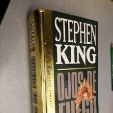 Libros de segunda mano: OJOS DE FUEGO / STEPHEN KING / ORBIS-FABBRI 1985. Lote 178566052