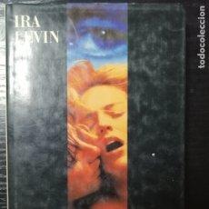 Libros de segunda mano: SLIVER (ACOSADA) POE IRA LEVIN. 1º EDICION 1991. Lote 178751362