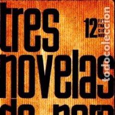Libros de segunda mano: REX STOUT : TRES NOVELAS DE NERO WOLFE (MATEU, 1970). Lote 178800477