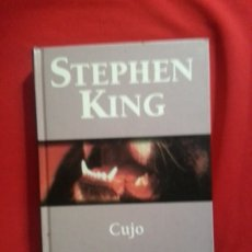 Libros de segunda mano: CUJO - STEPHEN KING. Lote 178851188