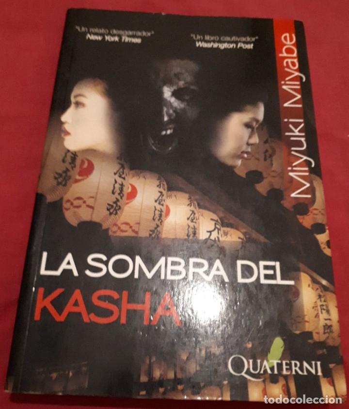 La sombra de Kasha – Miyuki Miyabe, usado segunda mano