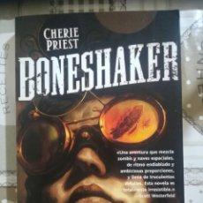 Libros de segunda mano: BONESHAKER - CHERIE PRIEST. Lote 179195613