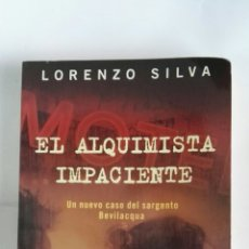 Libros de segunda mano: EL ALQUIMISTA IMPACIENTE. Lote 179333307