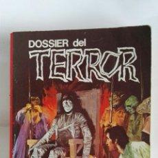 Libros de segunda mano: DOSSIER DEL TERROR N° 7. Lote 179338580