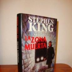Libros de segunda mano: LA ZONA MUERTA - STEPHEN KING - PLAZA & JANÉS, PRIMERA EDICIÓN: 1980, MUY RARO. Lote 179403231