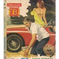 Libros de segunda mano: SELECCIONES F B I. (FBI). Nº 633. EL PSICOPATA. ADAM SURRAY. ROLLAN.(ST/C27). Lote 179535535