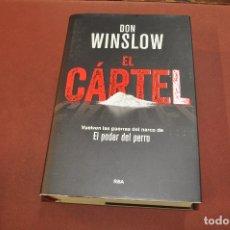 Libros de segunda mano: EL CÁRTEL - DON WINSLOW - . Lote 179953691