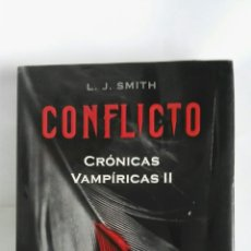Libros de segunda mano: CONFLICTO CRÓNICAS VAMPIRICAS II. Lote 180148582